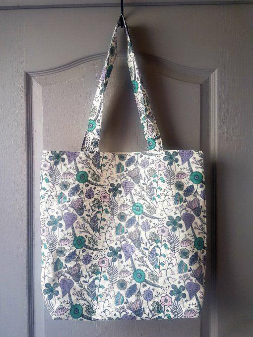 Tote Bag Arabesques - Taille M