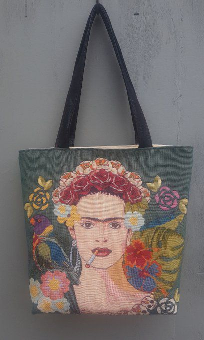 Sac Cabas Frida K.