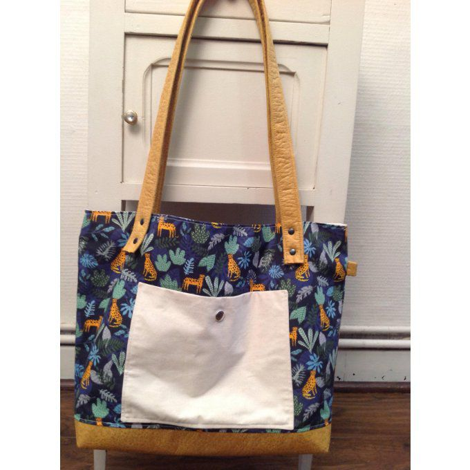 Tote Bag Safaria - Taille XL